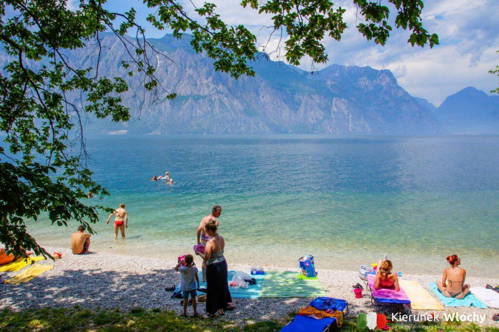 Navene, jezioro Garda, Włochy (fot. Ł. Ropczyński, kierunekwlochy.pl)