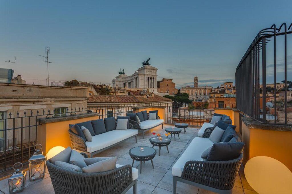 Rzym - gdzie spać? Otvim Hotel w centrum Rzymu