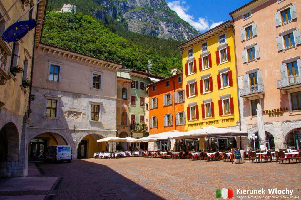 Riva del Garda, Włochy (fot. Ł. Ropczyński, kierunekwlochy.pl)