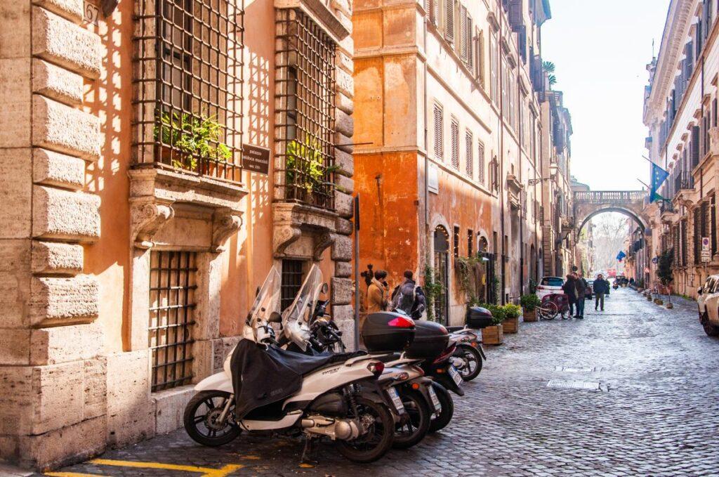 Rzym, Włochy (fot. Sarah Nichols)