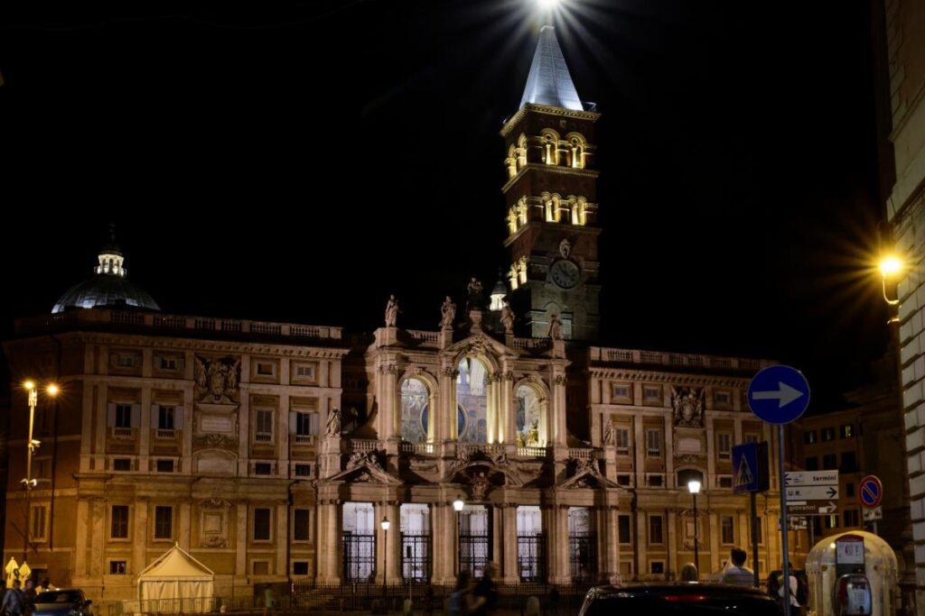 Bazylika Santa Maria Maggiore w Rzymie, Włochy (fot. Markus L)