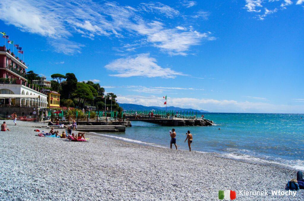 Santa Margherita Ligure, Liguria, Włochy (fot. Łukasz Ropczyński, kierunekwlochy.pl)