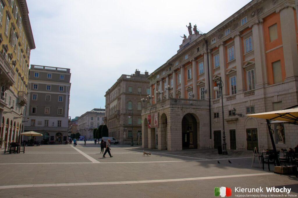 Triest, Friuli Wenecja-Julijska, Włochy (fot. Łukasz Ropczyński, kierunekwlochy.pl)