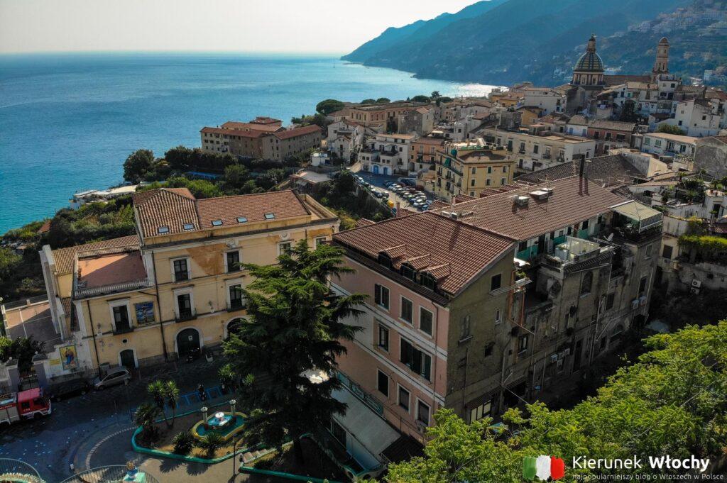 Vietri sul Mare, Wybrzeże Amalfi, Włochy (fot. Łukasz Ropczyński, kierunekwlochy.pl)