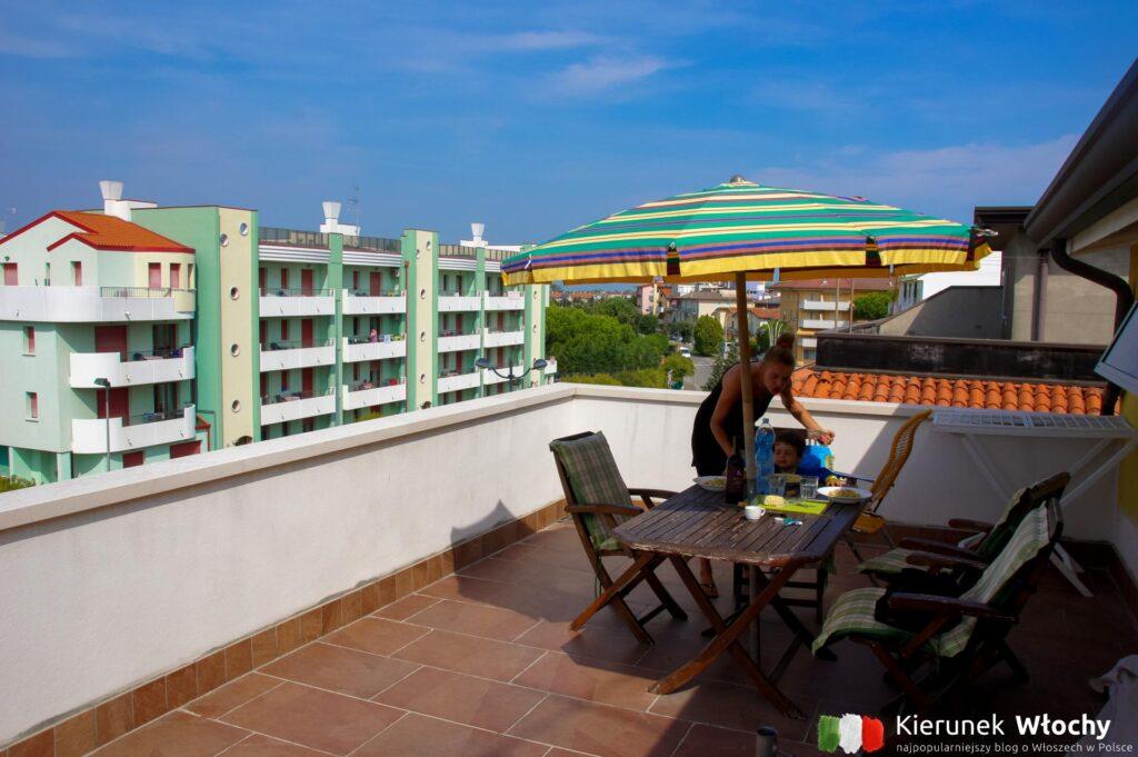 Apartment-House Depa w Caorle, sprawdzone noclegi we Włoszech (fot. Łukasz Ropczyński, kierunekwlochy.pl)