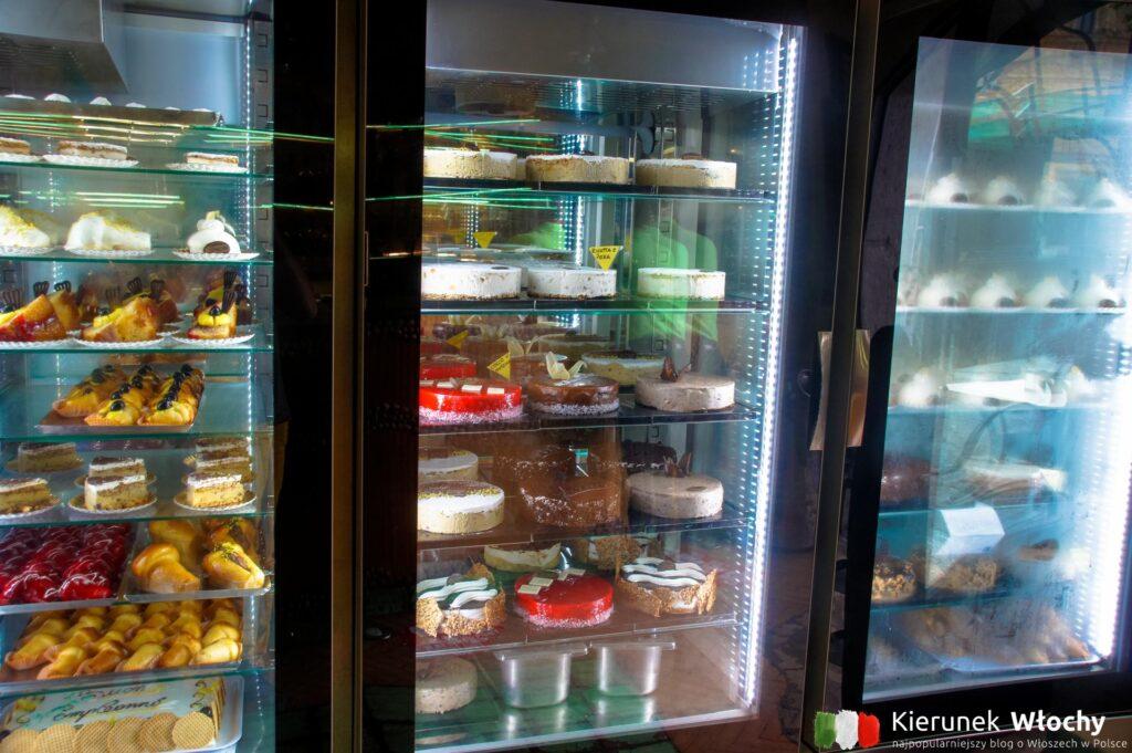 Russo Cafe Pasticceria w Vietri sul Mare (fot. Ł. Ropczyński, kierunekwlochy.pl)