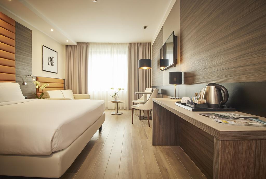 iH Hotels Milano Lorenteggio w Mediolanie, sprawdzone noclegi we Włoszech