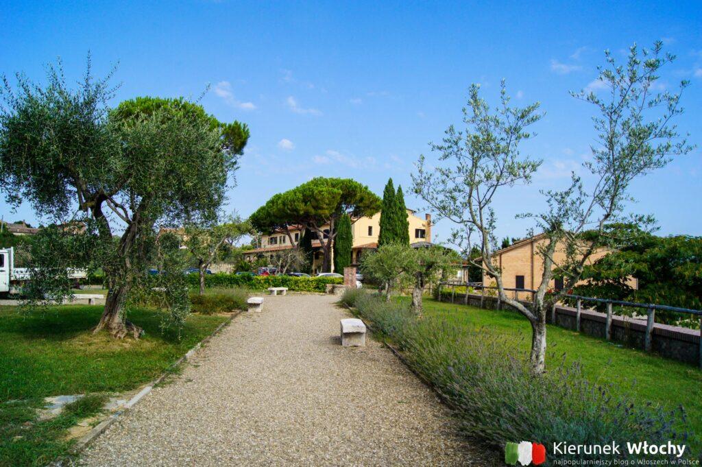 La Loggia Villa Gloria w regionie Chianti (fot. Łukasz Ropczyński, kierunekwlochy.pl)
