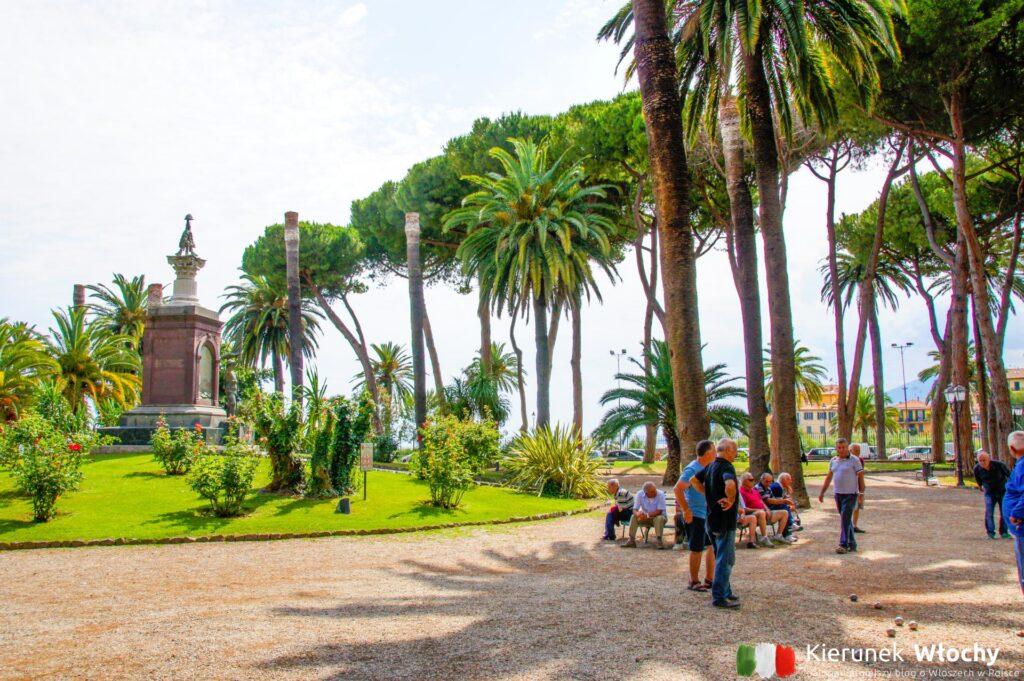 Ventimiglia, Liguria, sprawdzone noclegi we Włoszech (fot. Łukasz Ropczyński, kierunekwlochy.pl)