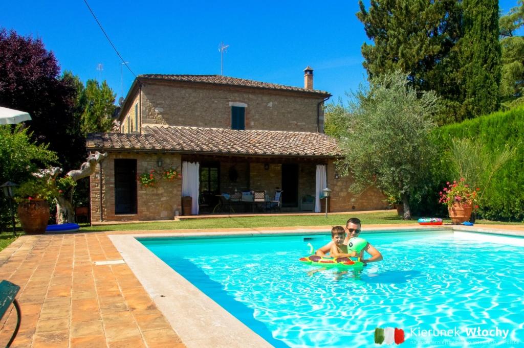 współpraca z marką Novasol - dom wakacyjny w Toskanii