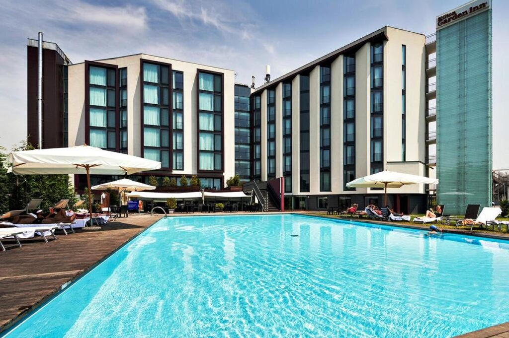 Hilton Garden Inn Venice Mestre****
