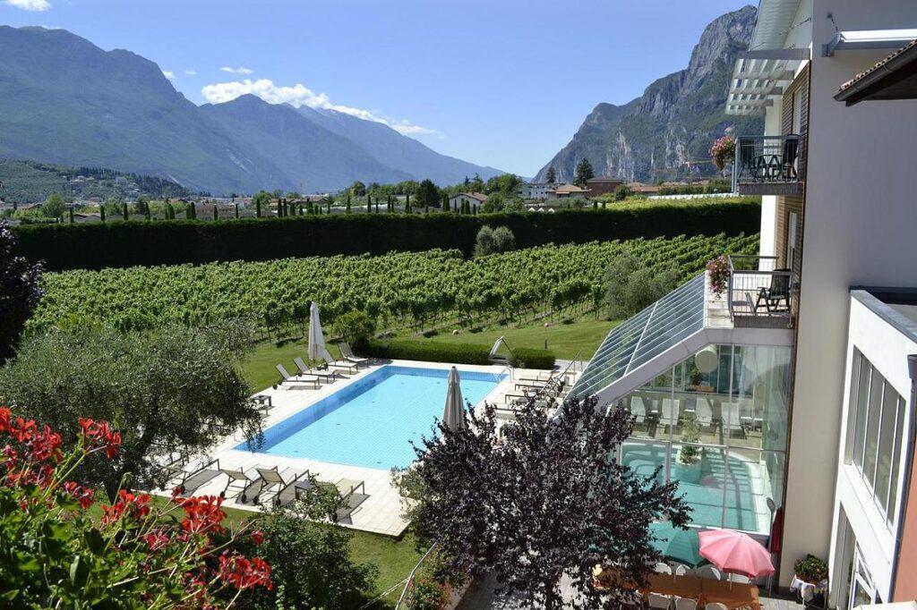 Hotel Al Maso*** w Riva del Garda, sprawdzone noclegi we Włoszech
