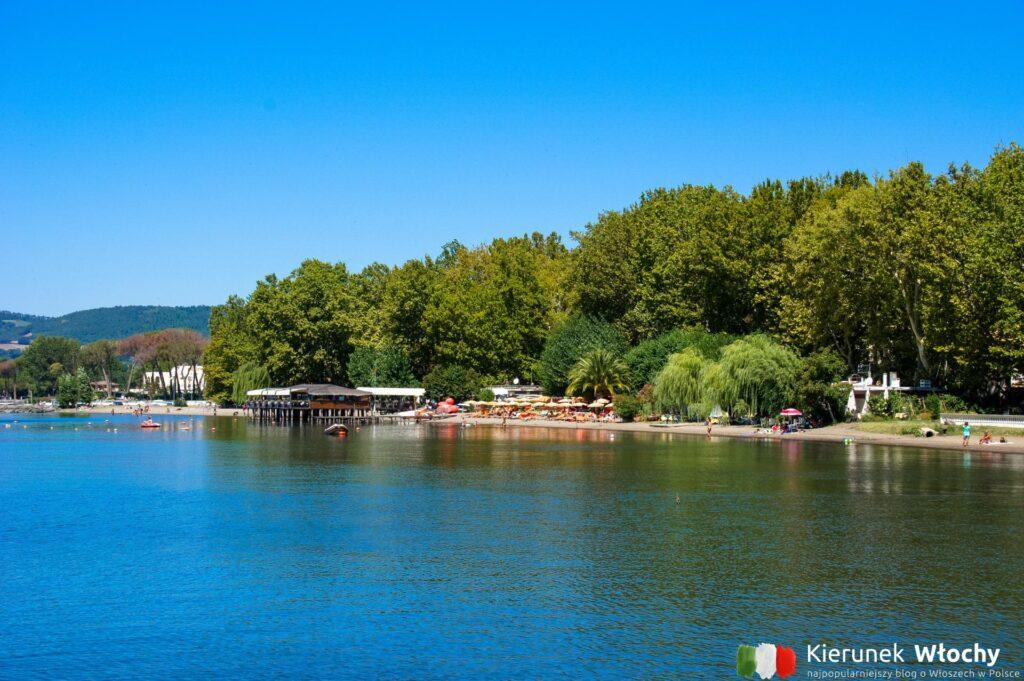 jezioro Bolsena, Włochy (fot. Łukasz Ropczyński, kierunekwlochy.pl)