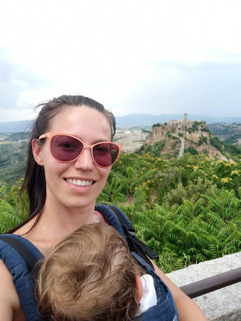 Klaudia Cach, właścicielka Villaggio Le Querce w Toskanii