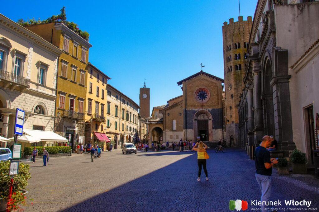 Orvieto, Włochy (fot. Łukasz Ropczyński, kierunekwlochy.pl)