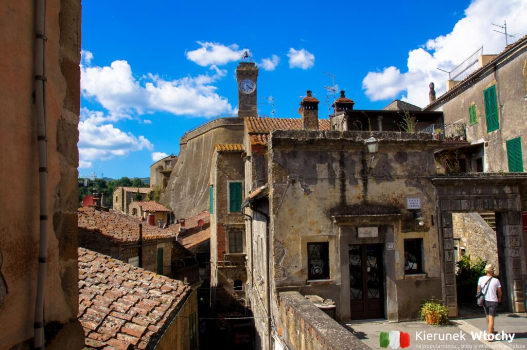 Sorano, Toskania, Włochy (fot. Łukasz Ropczyński, kierunekwlochy.pl)
