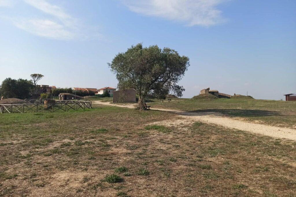 Necropoli di Tarquinia (fot. Klaudia Cach)