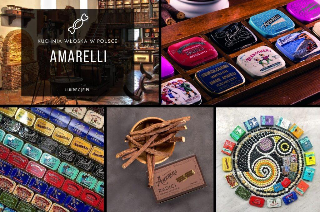 Produkty Amarelli łączą w sobie tradycję, pasję, wysoką jakość i nieprzerwanie produkowane są od 1731 r.