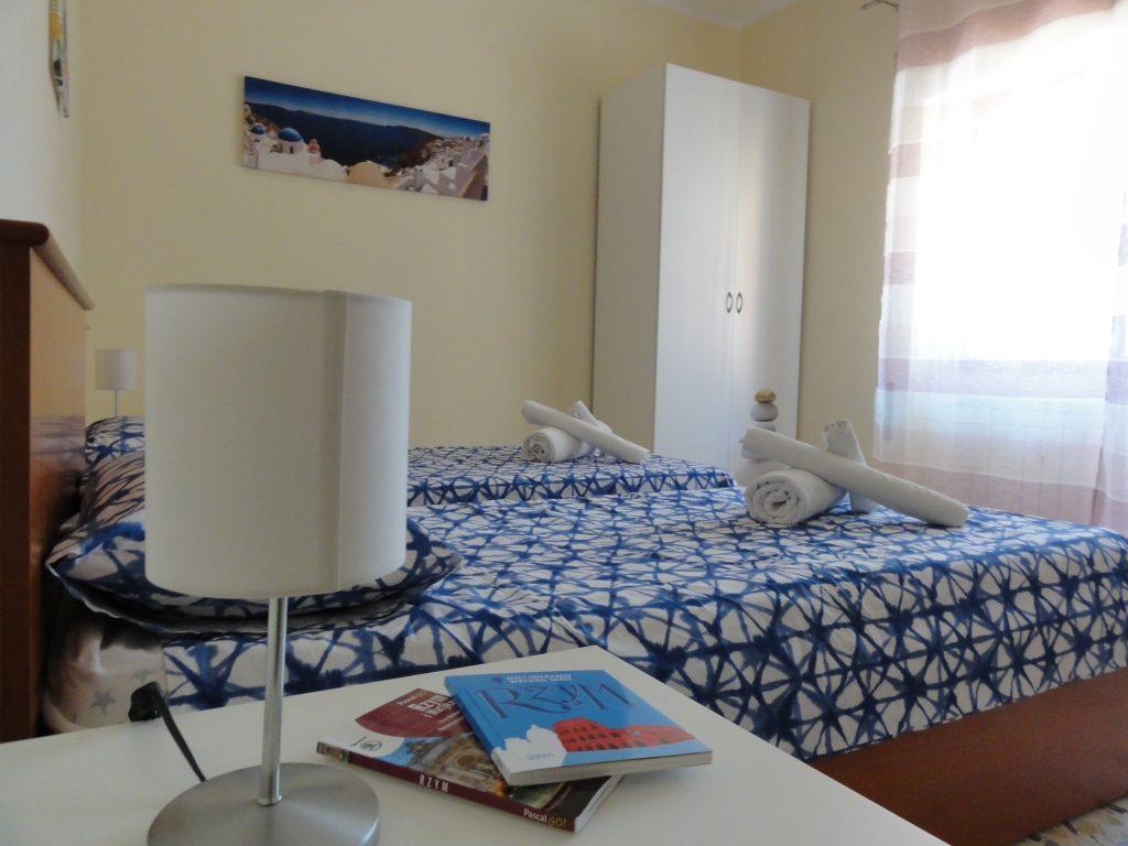 Apartament Monteverde w Rzymie