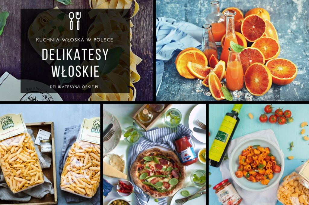 Kuchnia włoska w Polsce, Delikatesy Włoskie by Smaki Południa, najlepsze sklepy z oryginalnymi włoskimi produktami