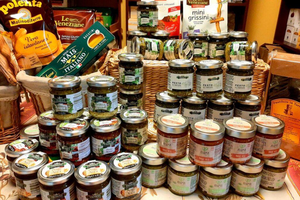 Pesta i sosy włoskie – wyłącznie naturalne składniki