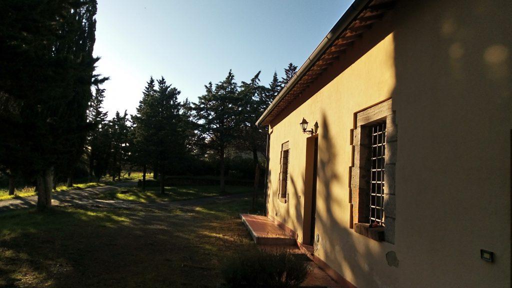"""w """"La Pecora Verde"""" jest 7 apartamentów, które mieszczą się w dwóch wiejskich domach"""
