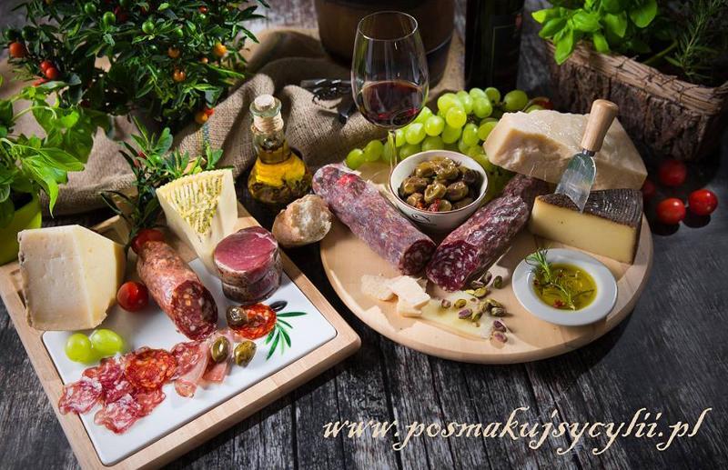 """Delikatesy """"Posmakuj Sycylia"""" – miejsce gdzie znajdziesz wszystko to z czego słynie wyjątkowa kuchnia Sycylii"""