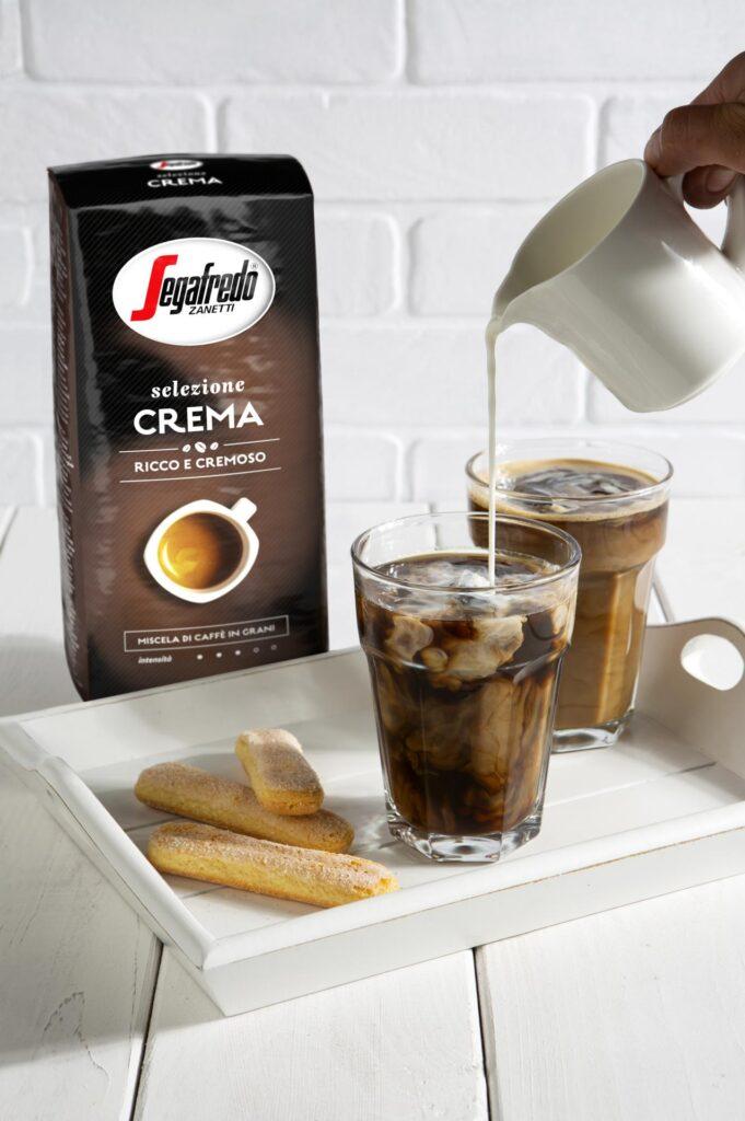 Segafredo Zanetti - kawa Selezione Crema