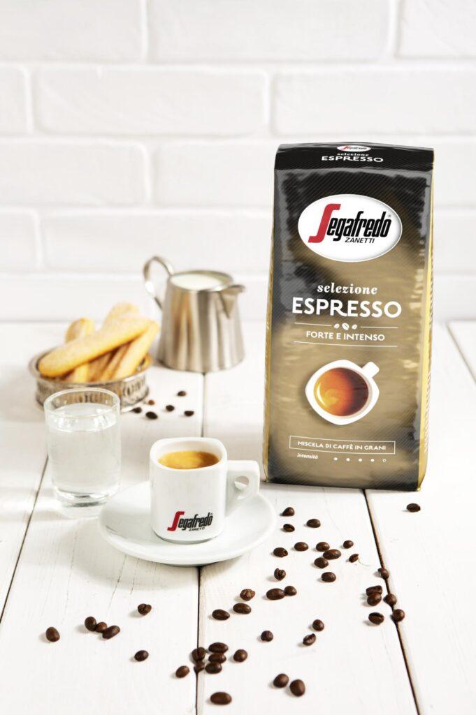 Segafredo Zanetti - kawa Selezione Espresso