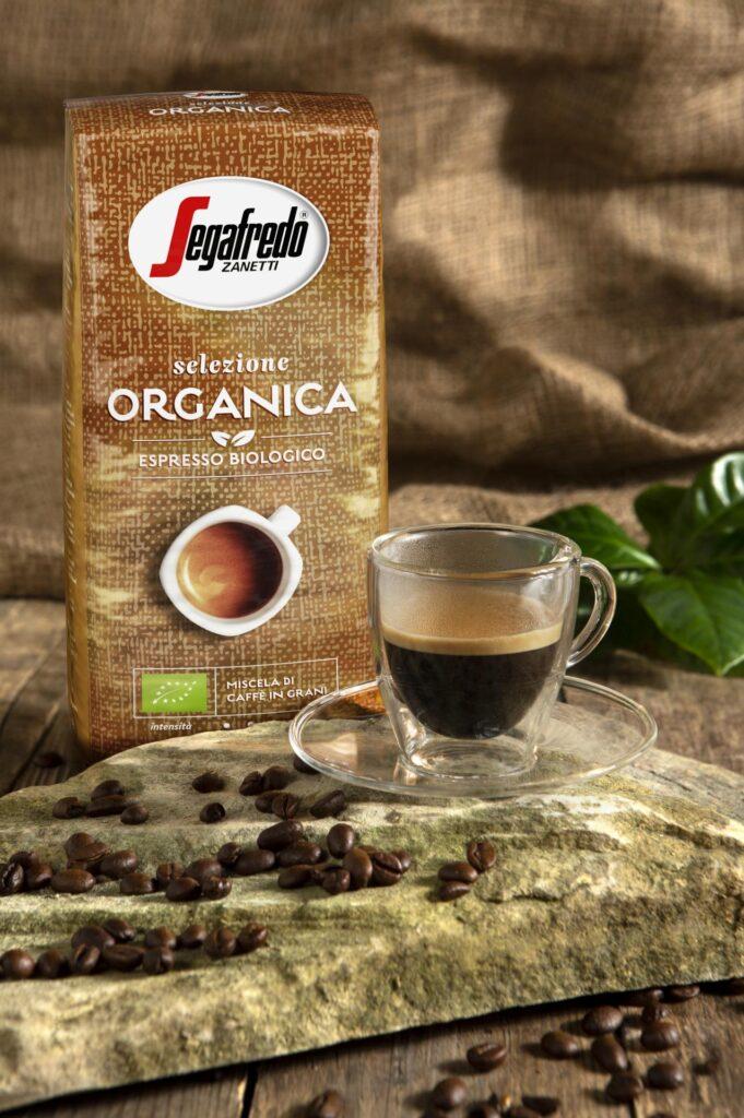 Segafredo Zanetti - kawa Selezione Organic