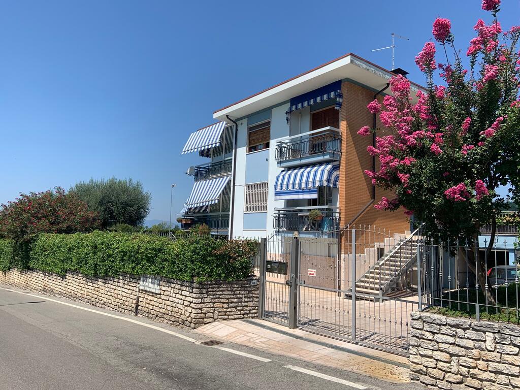 Valeriana Vacanze, dwa apartamenty u polsko-włoskiej rodziny nad jeziorem Garda