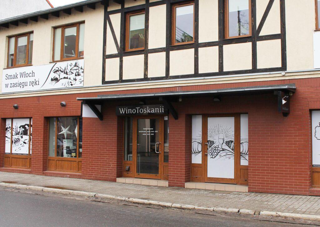 Możliwe są zakupy w sklepie internetowym lub w sklepie stacjonarnym w Gorzowie Wlkp.