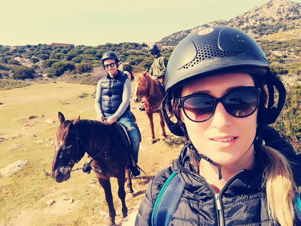 Agnieszka kompleksowo organizuje swoim gościom wakacje na Sardynii