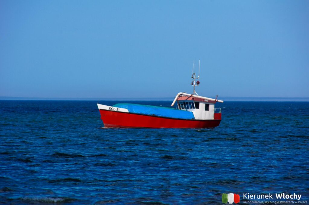 Morze Bałtyckie, Grzybowo (fot. Łukasz Ropczyński, kierunekwlochy.pl)