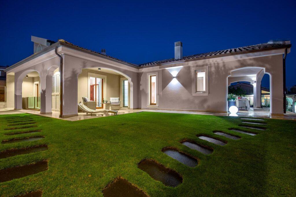 Villa Flumini, wakacje na Sardynii