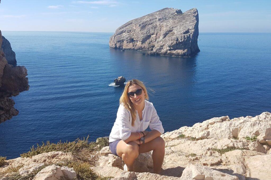 Agnieszka Chmist kompleksowo organizuje wakacje na Sardynii