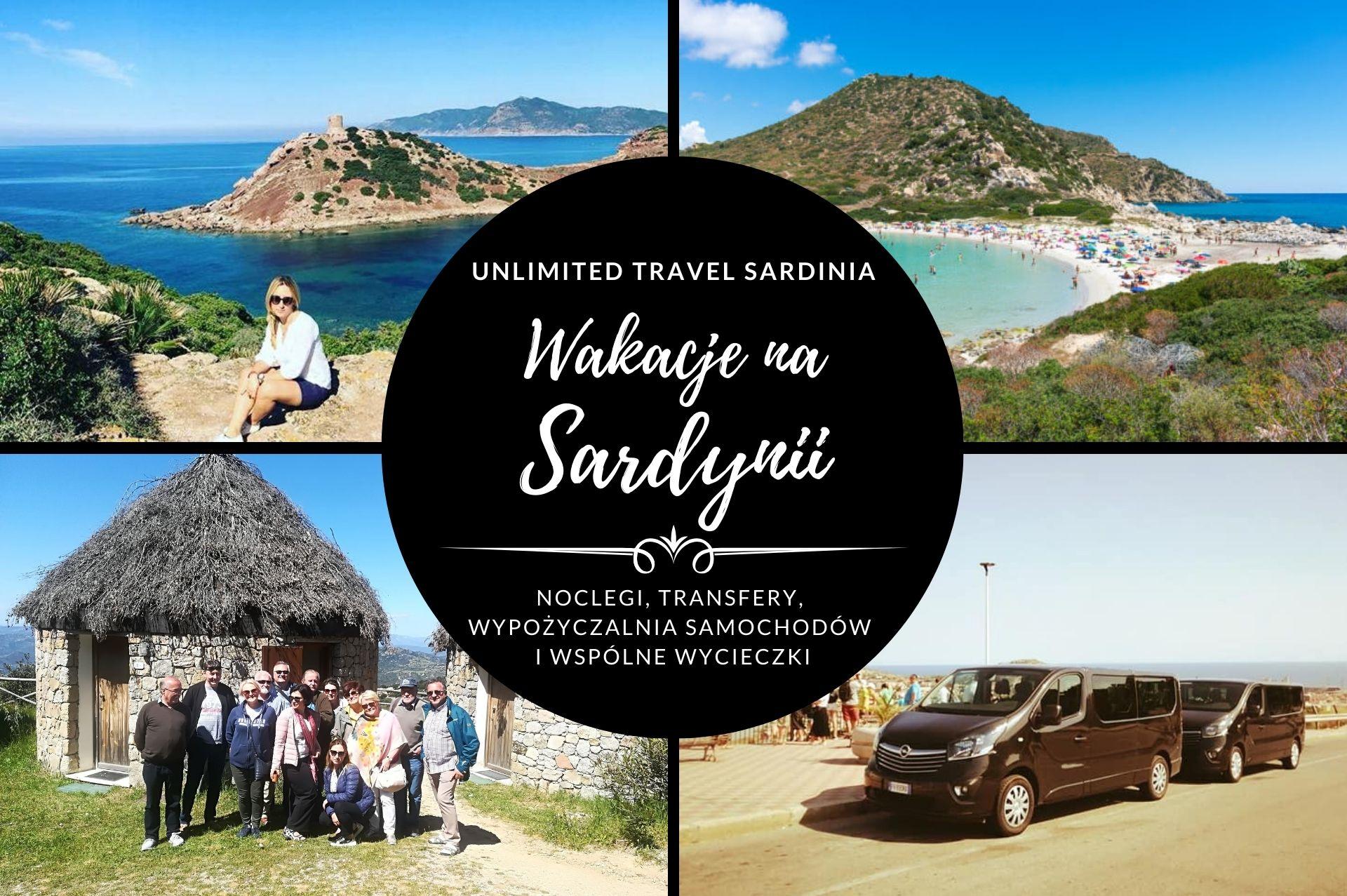 Wakacje na Sardynii z polskim przewodnikiem – noclegi, transfery, wypożyczalnia samochodów i wspólne wycieczki