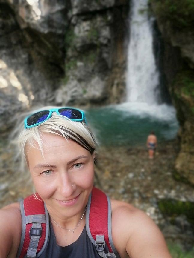 Aleksandra Dubiel z Val di Sole Project
