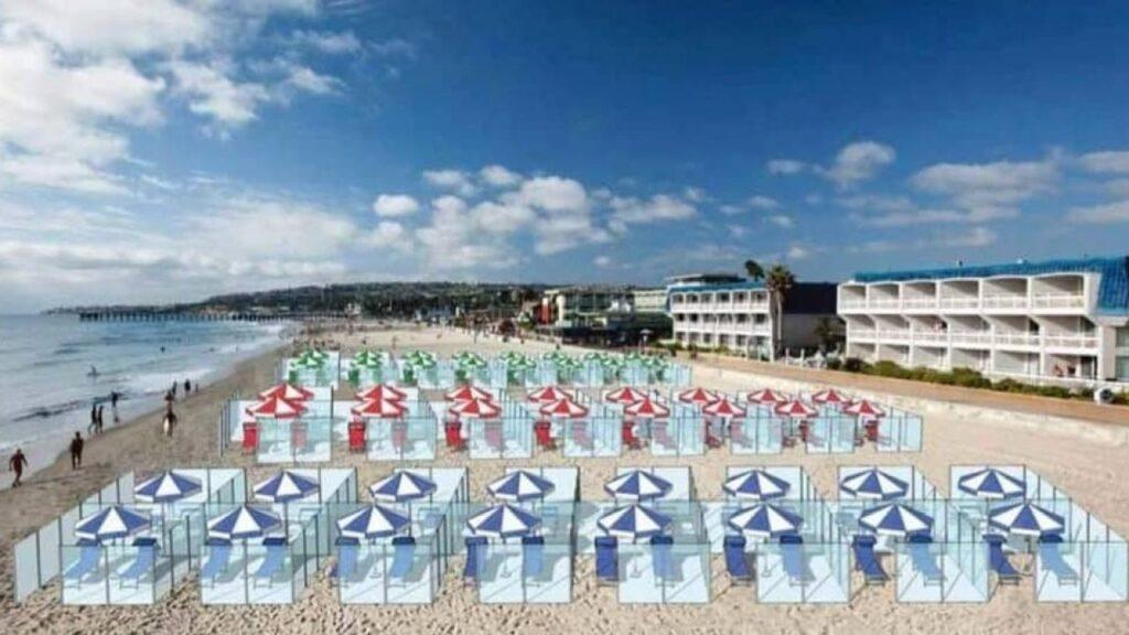 Rok temu początkiem maja dyskutowano o pleksi na plażach. Ścianki miały umożliwić wypoczywanie nad włoskim morzem. Miesiąc później kraj otwarto dla turystów, a o pleksi, testach, czy maseczkach na ulicach nikt już nie wspominał.