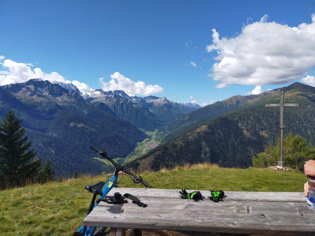 stosunkowo nieduży region Val di Sole oferuje ponad 300 km tras typu MTB