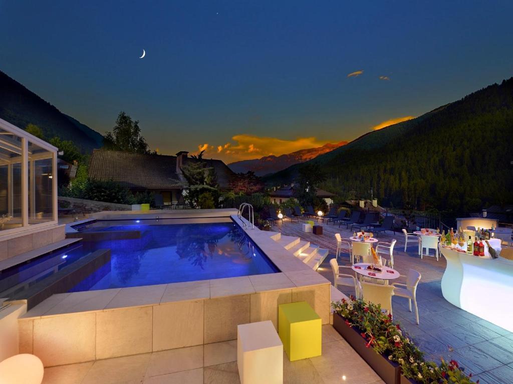 Dolomity latem to nie tylko aktywny wypoczynek w górach, ale także luksusowe hotele