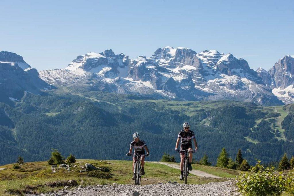 W Val di Sole mieszka Polka, Aleksandra Dubiel, która organizuje wakacje w swoim regionie