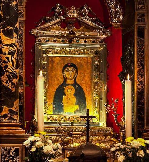 Kaplica Madonny Nikopejskiej, Bazylika św. Marka w Wenecji, polski przewodnik w Wenecji radzi jak zwiedzać świątynię