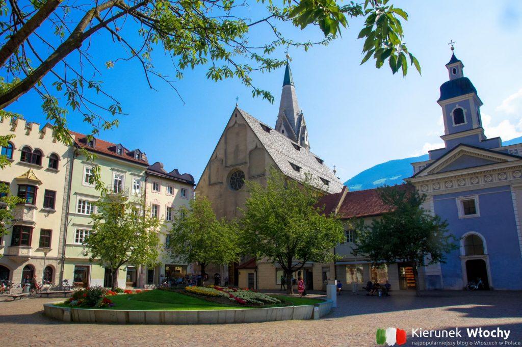 Bressanone, Południowy Tyrol, Włochy (fot. Łukasz Ropczyński, kierunekwlochy.pl)