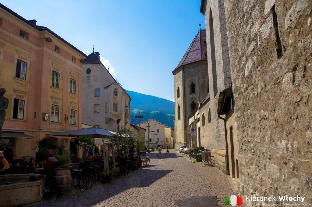 historyczne centrum Bressanone (fot. Łukasz Ropczyński, kierunekwlochy.pl)