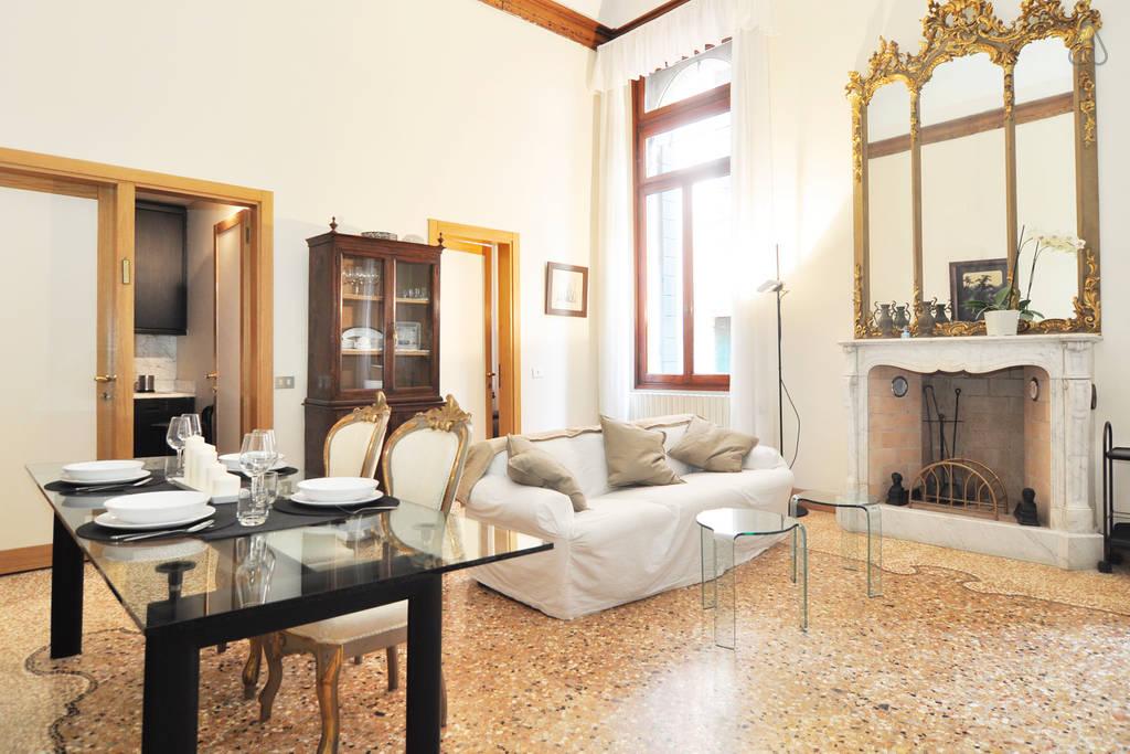 "apartament ""Da Carlo a Venezia"""