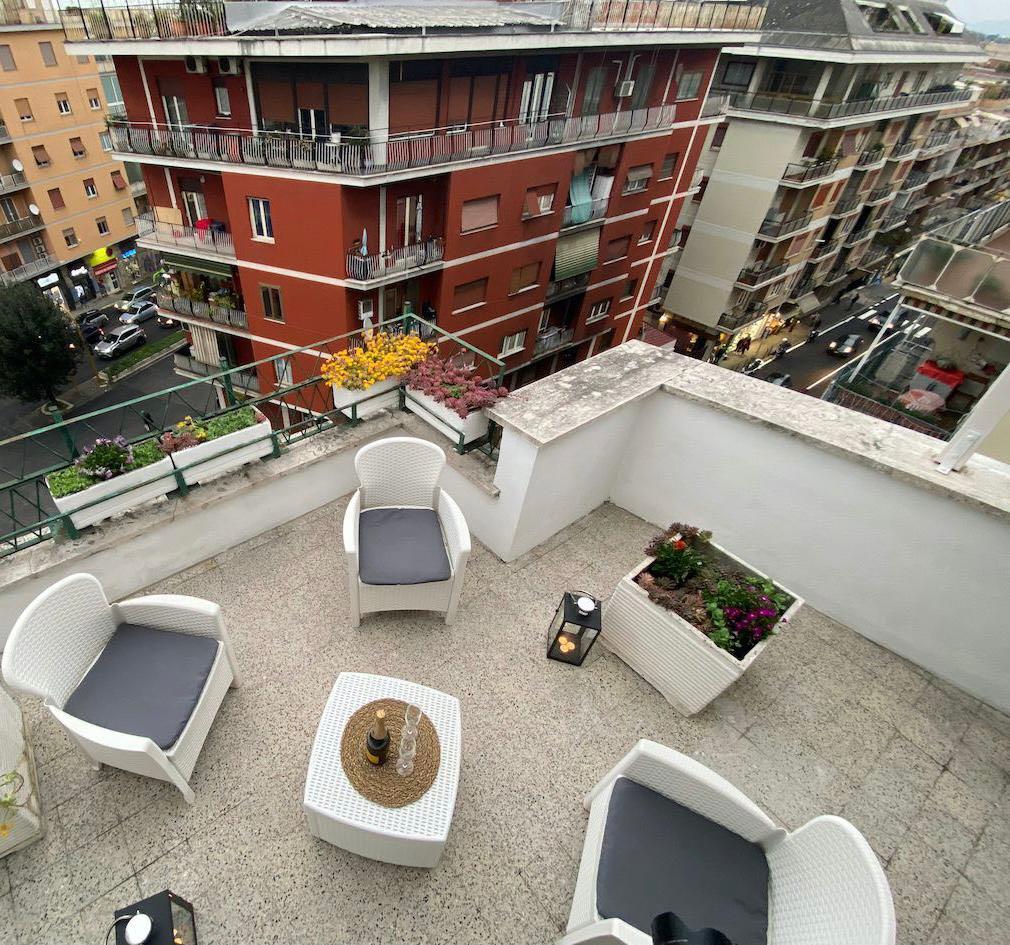 Terrace Boutique Inn, Rzym, noclegi we Włoszech u Polaków