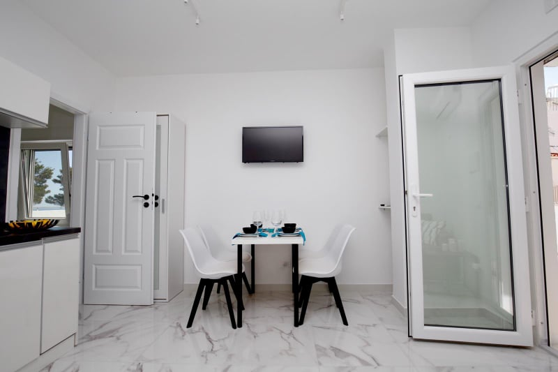 apartament Vista Mare 1, Vieste, półwysep Gargano