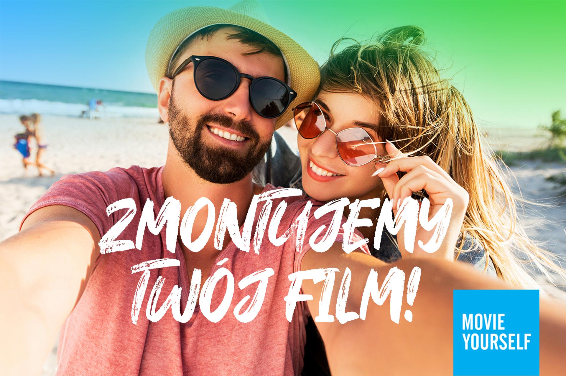 Dynamiczny film jako wyjątkowa pamiątka wakacji - jak to zrobić z MovieYourself?