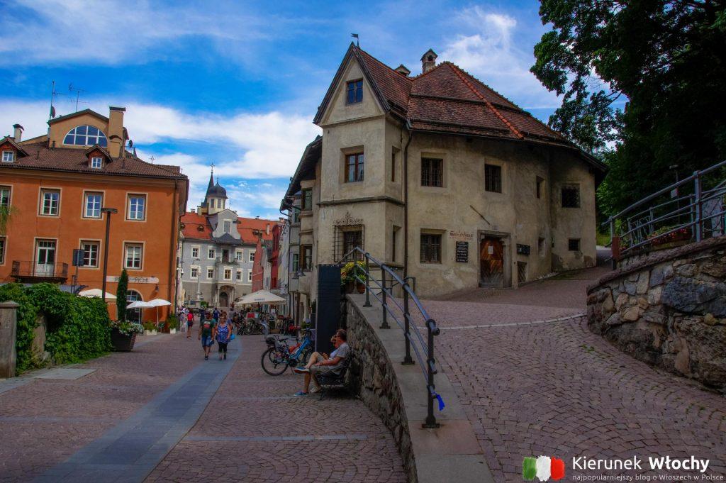 Bruneck / Brunico, Południowy Tyrol, wakacje w Dolomitach (fot. Łukasz Ropczyński, kierunekwlochy.pl)